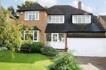 5 Bedrooms Detached House for sale in Florida Close, Bushey Heath