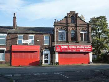 Property for sale in 140-144 Rooley Moor Road, Rochdale