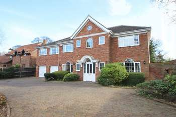 5 Bedrooms Detached House for sale in GROVE LANE, WALTHAM