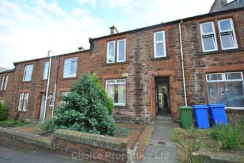 1 Bedroom Flat for sale in Gibson Street, Kilmarnock, KA1 2PN