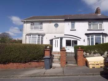 3 Bedrooms Semi Detached House for sale in Meyrick Villas, MERTHYR TYDFIL, Mid Glamorgan