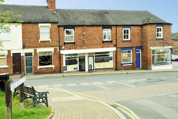 Property for sale in Crescent Terrace, High Street, Highley