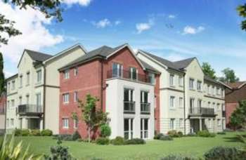1 Bedroom Retirement Property for sale in Honiton, Devon