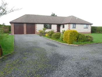 4 Bedrooms Detached Bungalow for sale in Reston, Eyemouth