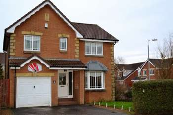 4 Bedrooms Detached House for sale in Westray Drive, Kilmarnock, KA3