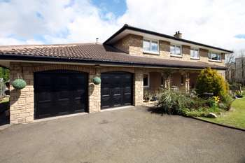 4 Bedrooms Detached House for sale in 13 Main Street, Carnock, Dunfermline, Fife, KY12 9JG