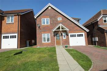 4 Bedrooms Detached House for sale in Ouseburn Close, Stanley, County Durham, DH9