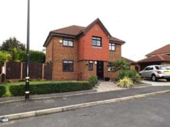 4 Bedrooms Detached House for sale in Sherway Drive, Timperley, Altrincham, Greater Manchester