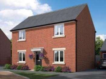 4 Bedrooms Detached House for sale in The Limes, Hinckley Road, Sapcote, Leicestershire