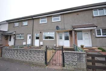 2 Bedrooms Terraced House for sale in Broomlands Drive, Irvine, KA12 0DT
