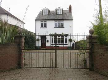 5 Bedrooms Detached House for sale in Pencoed Lane, Newport