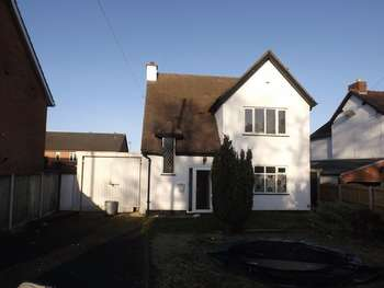 3 Bedrooms Detached House for sale in Birmingham Road, Marlbrook, Bromsgrove