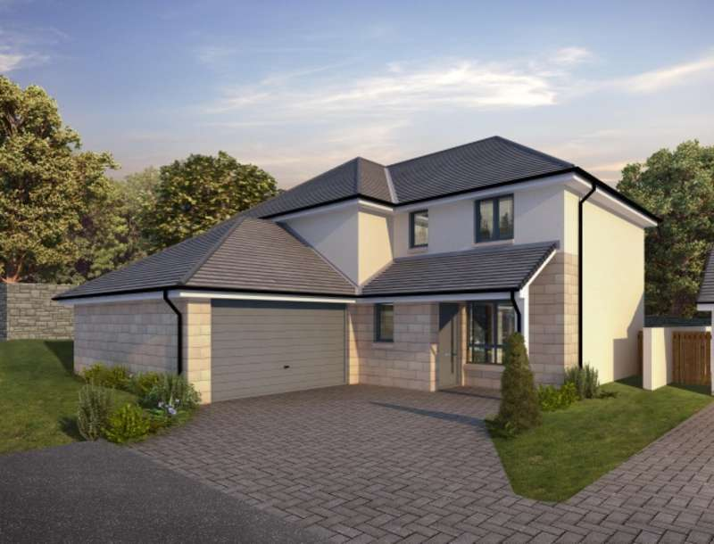 4 Bedrooms Detached House for sale in Grange Road, Burntisland, Fife, KY3 0HH