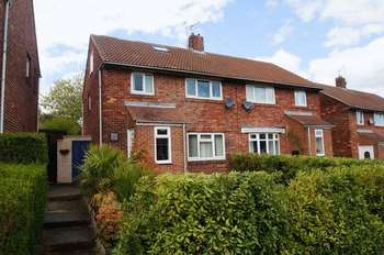 3 Bedrooms Semi Detached House for sale in Frankland Road, Framwellgate Moor
