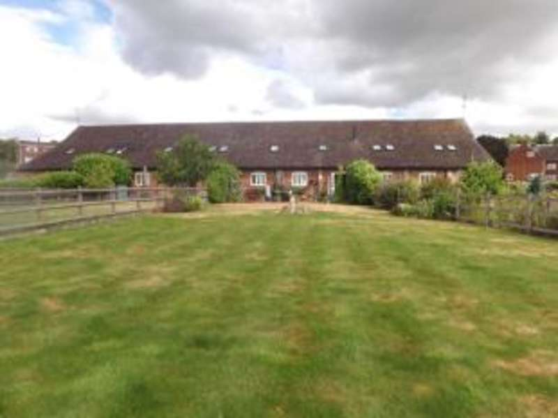 4 Bedrooms Barn Conversion Character Property for sale in Lower Lane, Hopton, Stafford, Staffordshire