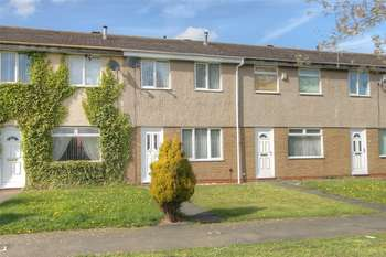 3 Bedrooms Terraced House for sale in Harthope Grove, Bishop Auckland, Co Durham, DL14