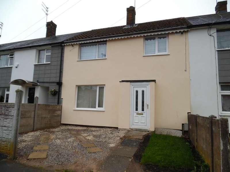 3 Bedrooms Terraced House for sale in Course View, Holts