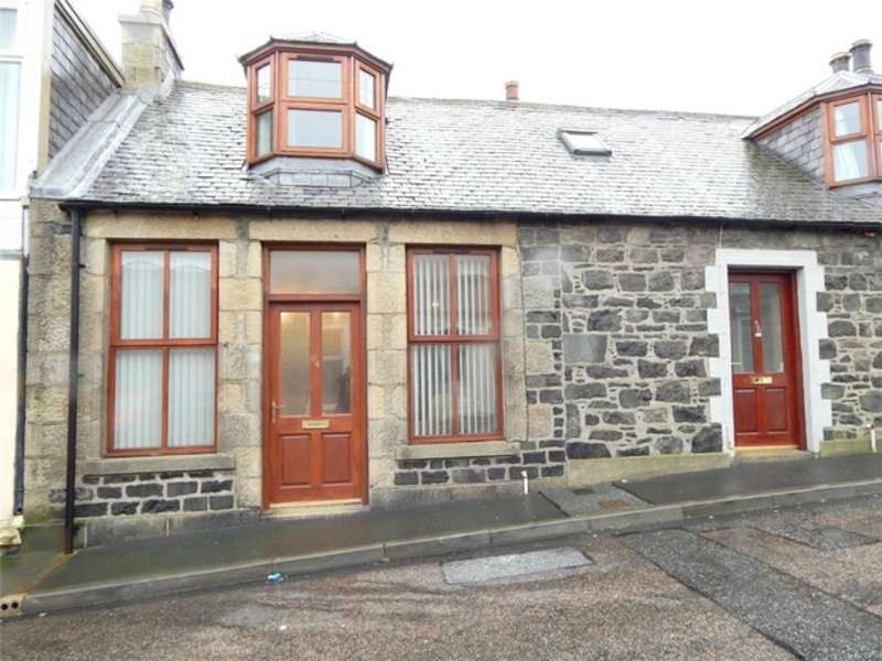 2 Bedrooms Semi Detached House for sale in Gellymill Street, MACDUFF, Aberdeenshire