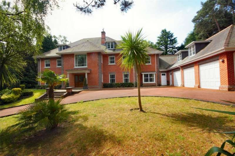 6 Bedrooms Detached House for sale in Western Avenue, Branksome Park, Poole, Dorset