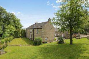 4 Bedrooms Detached House for sale in Taxal, Whaley Bridge, High Peak, Derbyshire