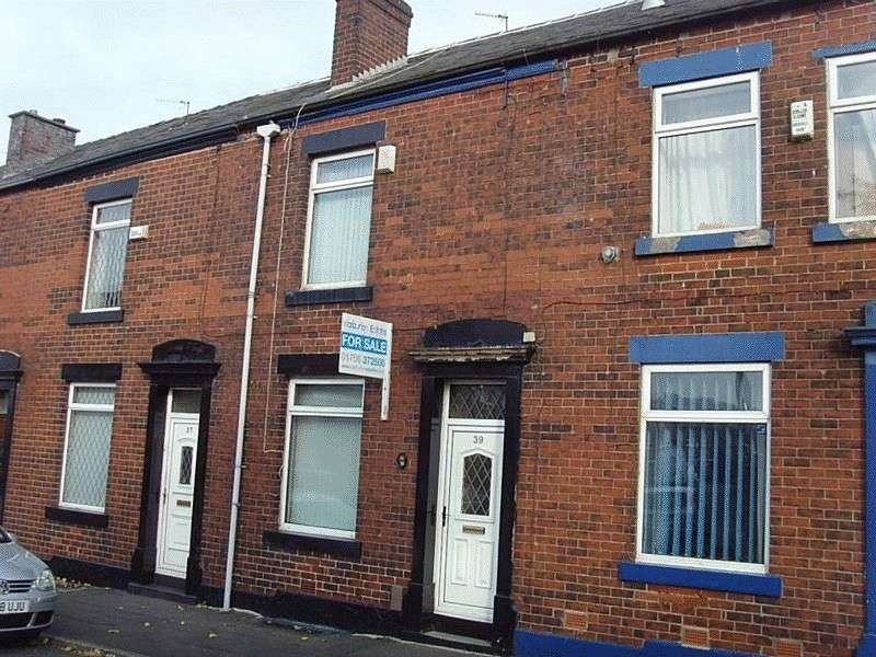2 Bedrooms Terraced House for sale in Cheltenham Street, Rochdale