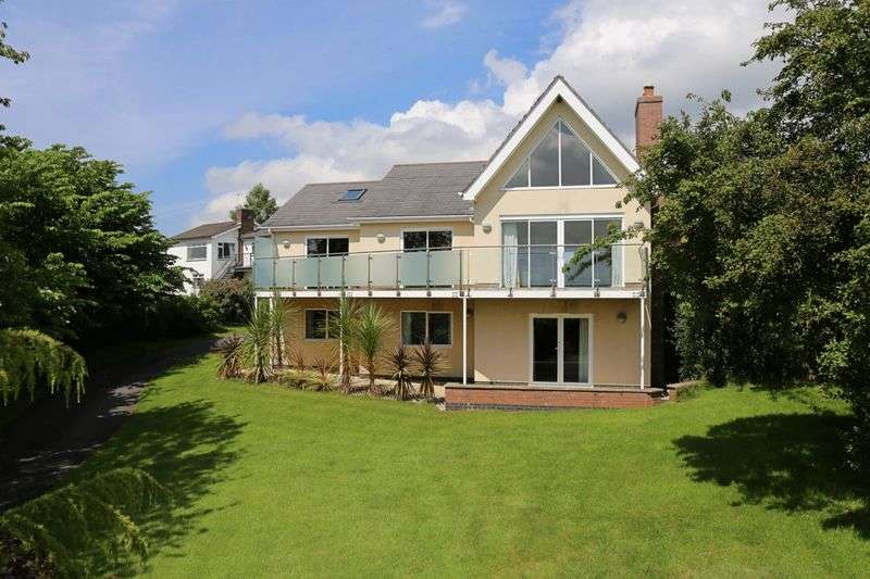 5 Bedrooms Detached House for sale in Llanbedr Dyffryn Clwyd, Ruthin