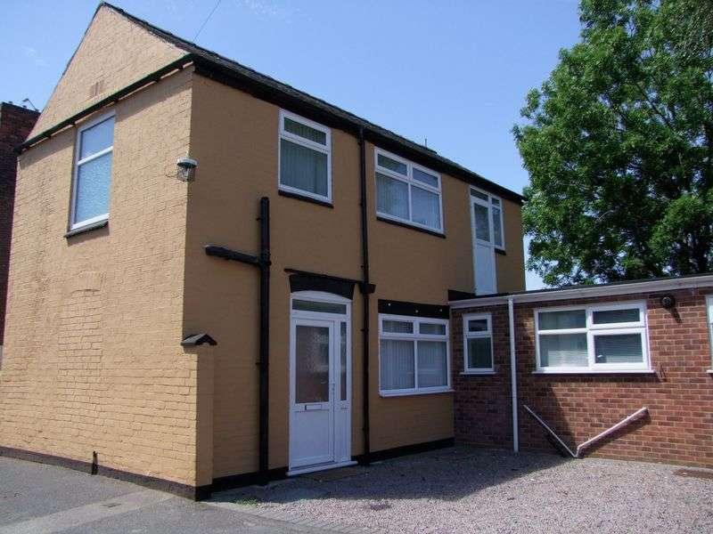 2 Bedrooms Detached House for sale in Blackpool Street, Burton