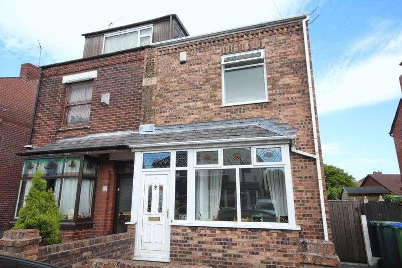 3 Bedrooms Semi Detached House for sale in BUERSIL AVENUE, Buersil, Rochdale OL16 4TR