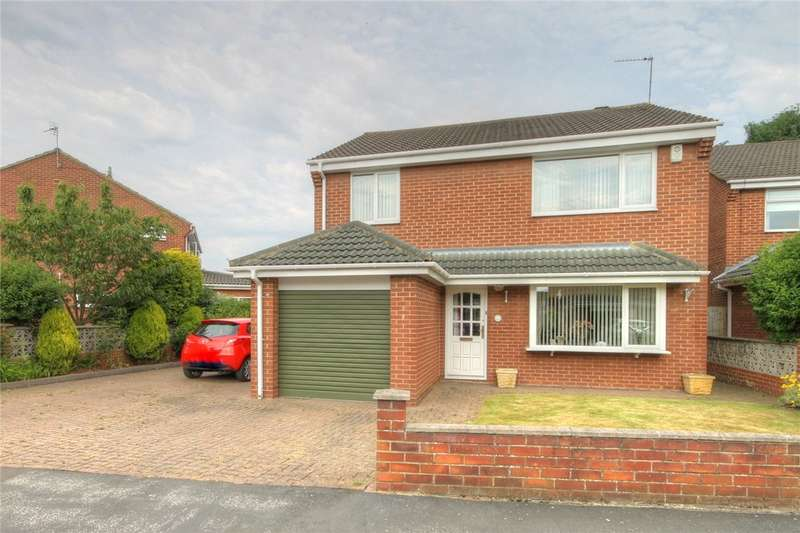 4 Bedrooms Detached House for sale in Langley Grove, Bishop Auckland, Co Durham, DL14