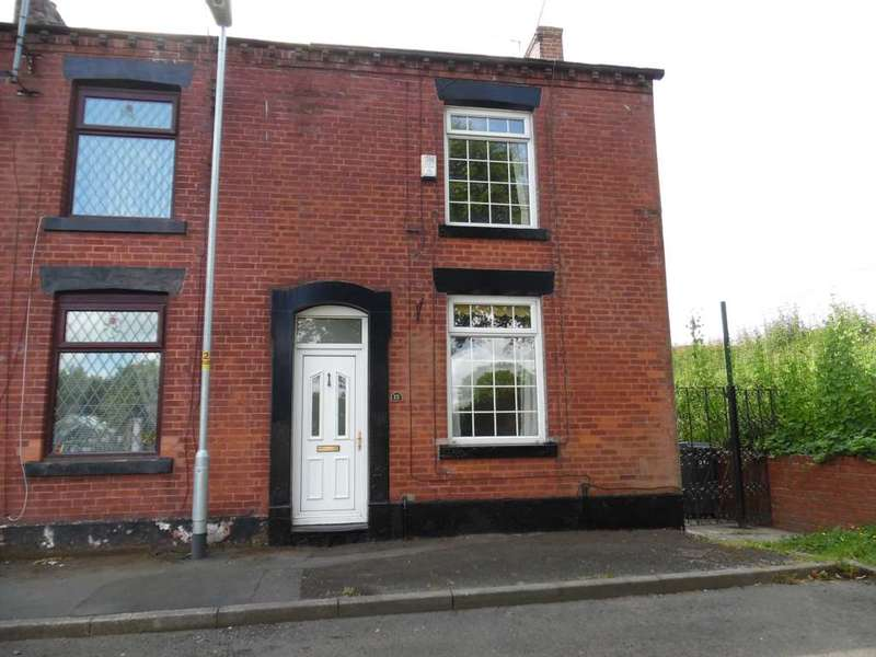 3 Bedrooms End Of Terrace House for sale in Hope Street, Shaw
