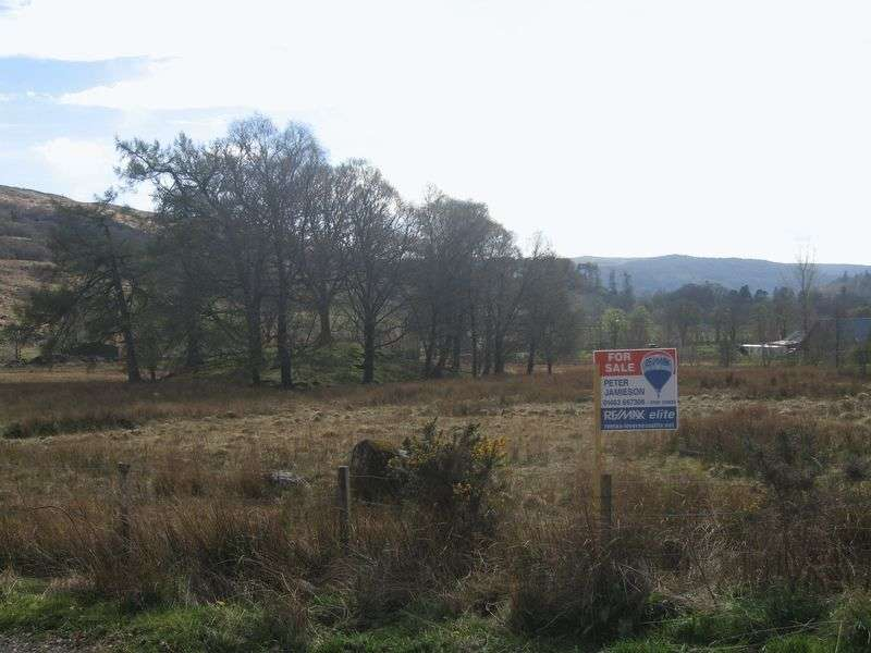 Land Commercial for sale in Building Plot 3 Ariundle Strontian - great value for money!