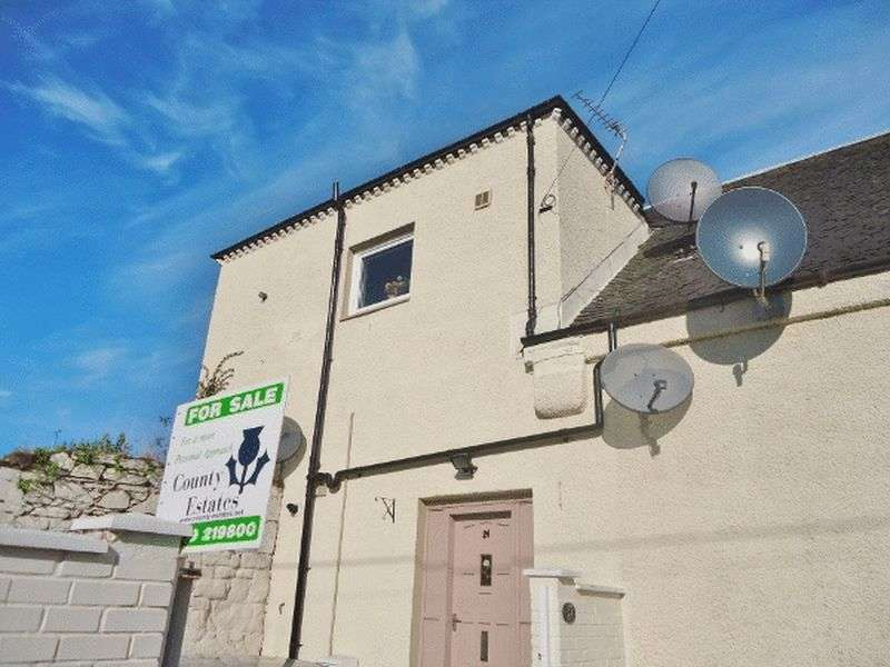 1 Bedroom Flat for sale in 24 COBDEN STREET, ALVA