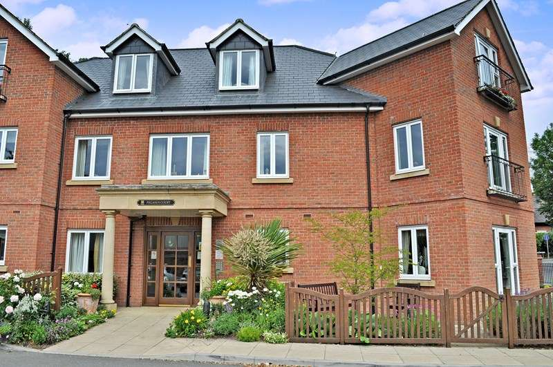 1 Bedroom Retirement Property for sale in Pegasus Court (Mkt Harborough), Market Harborough, LE16 7AP