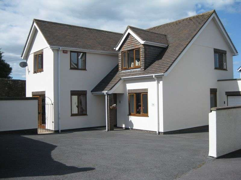 4 Bedrooms House for sale in SUMMER LANE, BRIXHAM