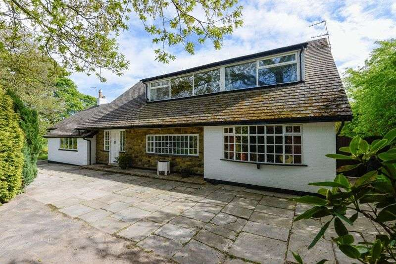 4 Bedrooms Detached House for sale in Higher Lane, Dalton