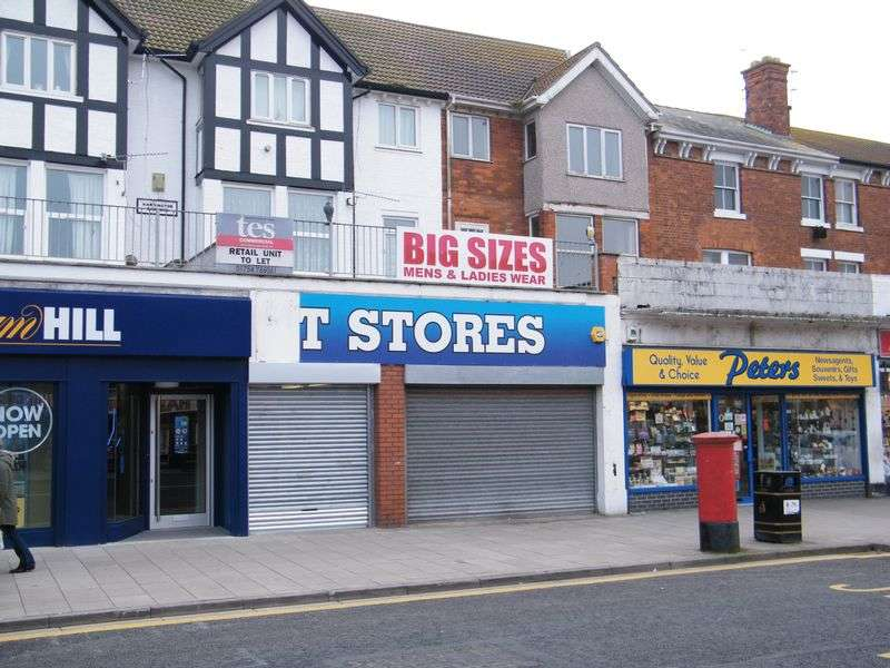 Commercial Property for sale in LUMLEY ROAD, SKEGNESS, LINCS, PE25 3NA