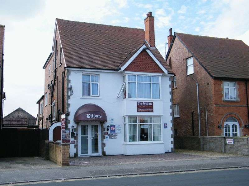 11 Bedrooms Detached House for sale in THE KILDARE HOTEL 80 SANDBECK AVENUE, SKEGNESS, LINCS. PE25 3JS