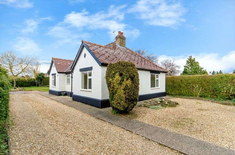3 Bedrooms Detached Bungalow for sale in Louth Road, Horncastle