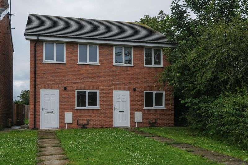 2 Bedrooms Semi Detached House for sale in Ormskirk Road, Skelmersdale