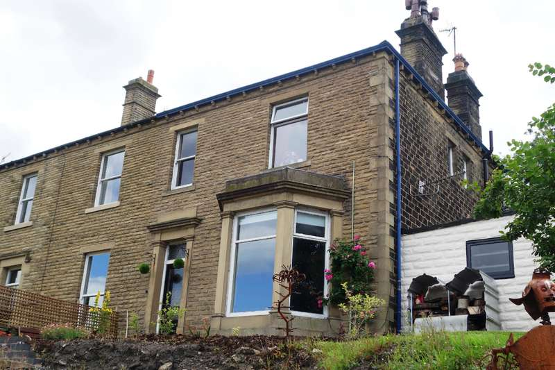 5 Bedrooms End Of Terrace House for sale in Manchester Road, Slaithwaite, Huddersfield, HD7 5HH