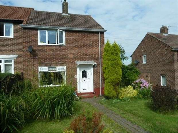 2 Bedrooms Semi Detached House for sale in Brooke Avenue, Whickham, Newcastle upon Tyne, Tyne and Wear