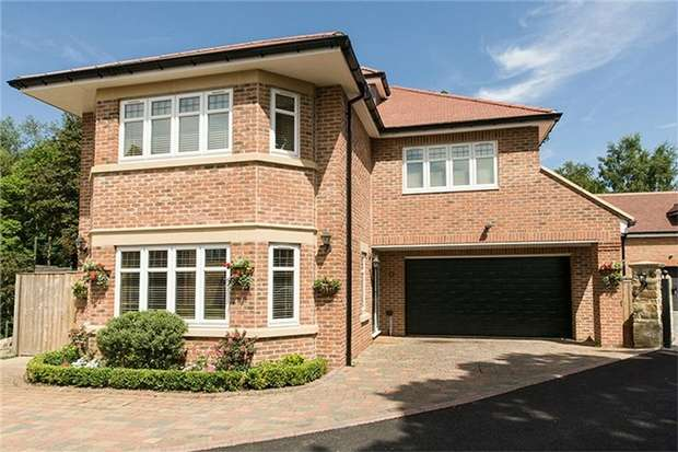 6 Bedrooms Detached House for sale in BISHOPS GATE, DURHAM CITY, Whitesmocks Area, DURHAM CITY