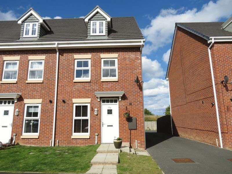 3 Bedrooms Terraced House for sale in The Sidings, Blackhall