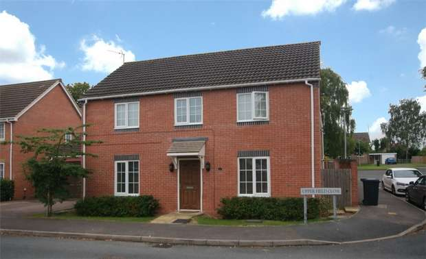 5 Bedrooms Detached House for sale in Hereford