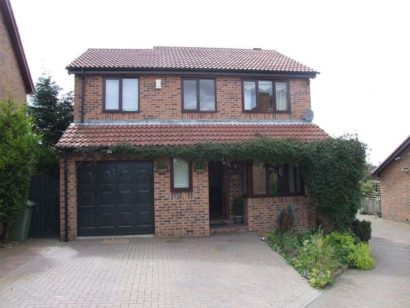 4 Bedrooms Detached House for sale in Church Park, Durham