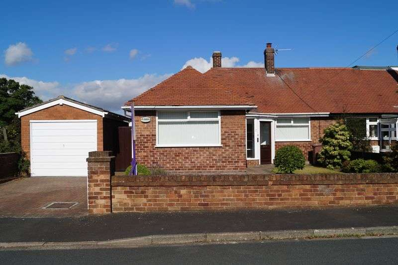 2 Bedrooms Semi Detached Bungalow for sale in Marian Drive, Rainhill, L35 0NB