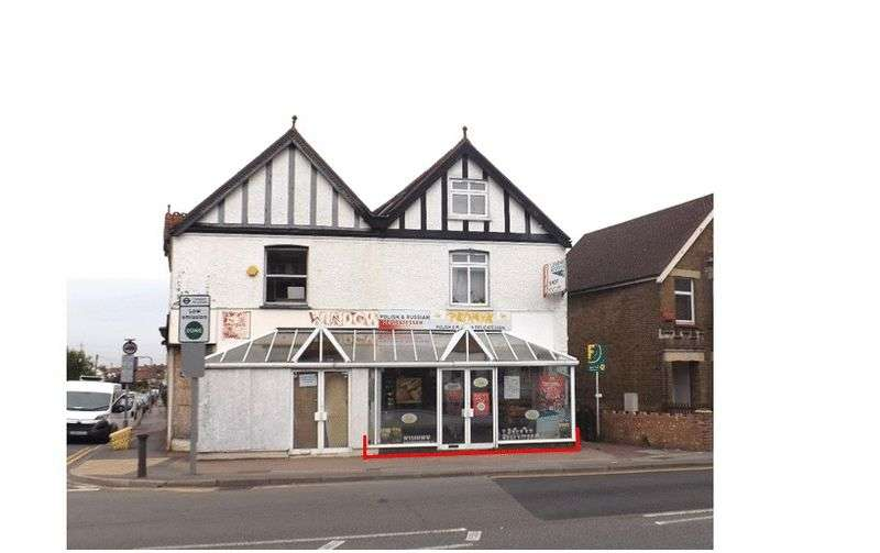 Property for sale in Retail Investment in High Street Location