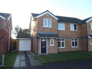3 Bedrooms Semi Detached House for sale in Whitton Court, Thornley, Durham, DH6