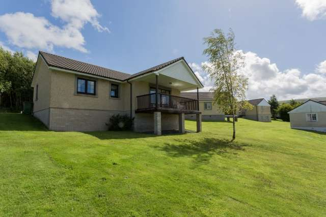 3 Bedrooms Park Home Mobile Home for sale in Brunston Castle, Dailly, Girvan, South Ayrshire, KA26 9GD