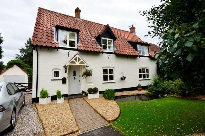 4 Bedrooms Detached House for sale in Little Hurst Lane, Noak Bridge